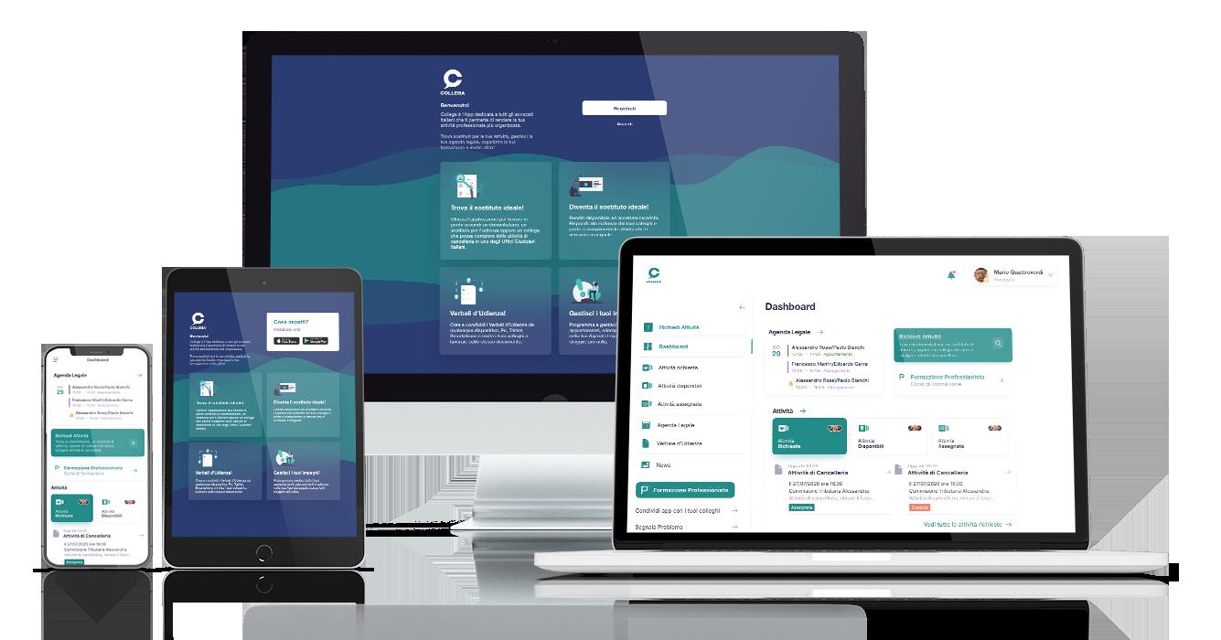 Domiciliazione | App per Avvocati e Praticanti